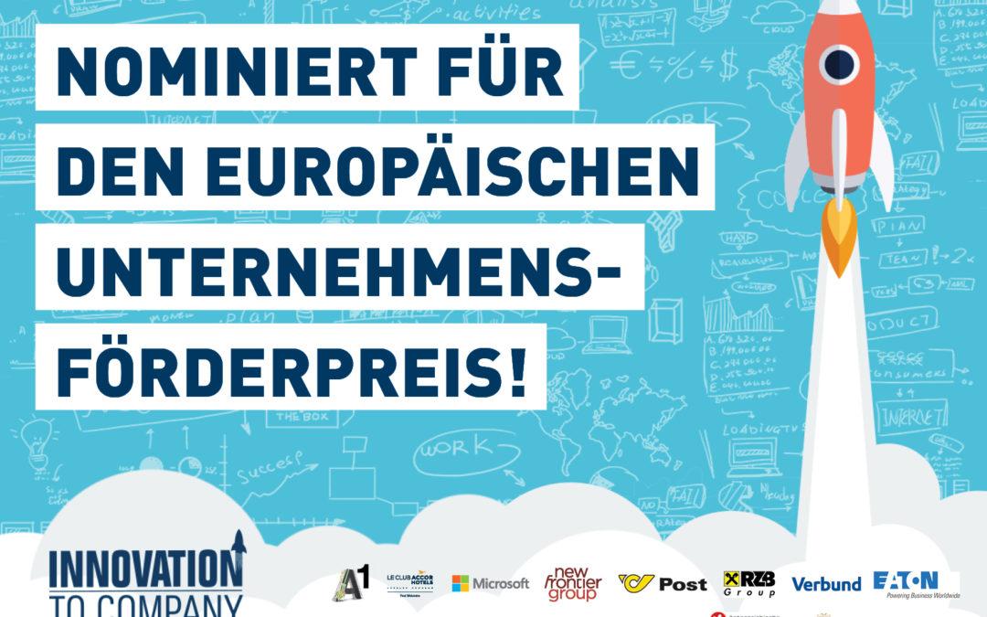 Innovation2Company by Austrian Federal Economic Chamber Vienna 2018