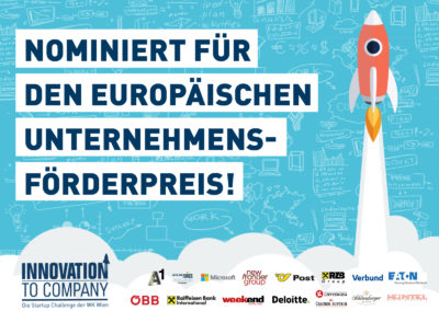 Innovation2Company by Austrian Federal Economic Chamber Vienna 2018