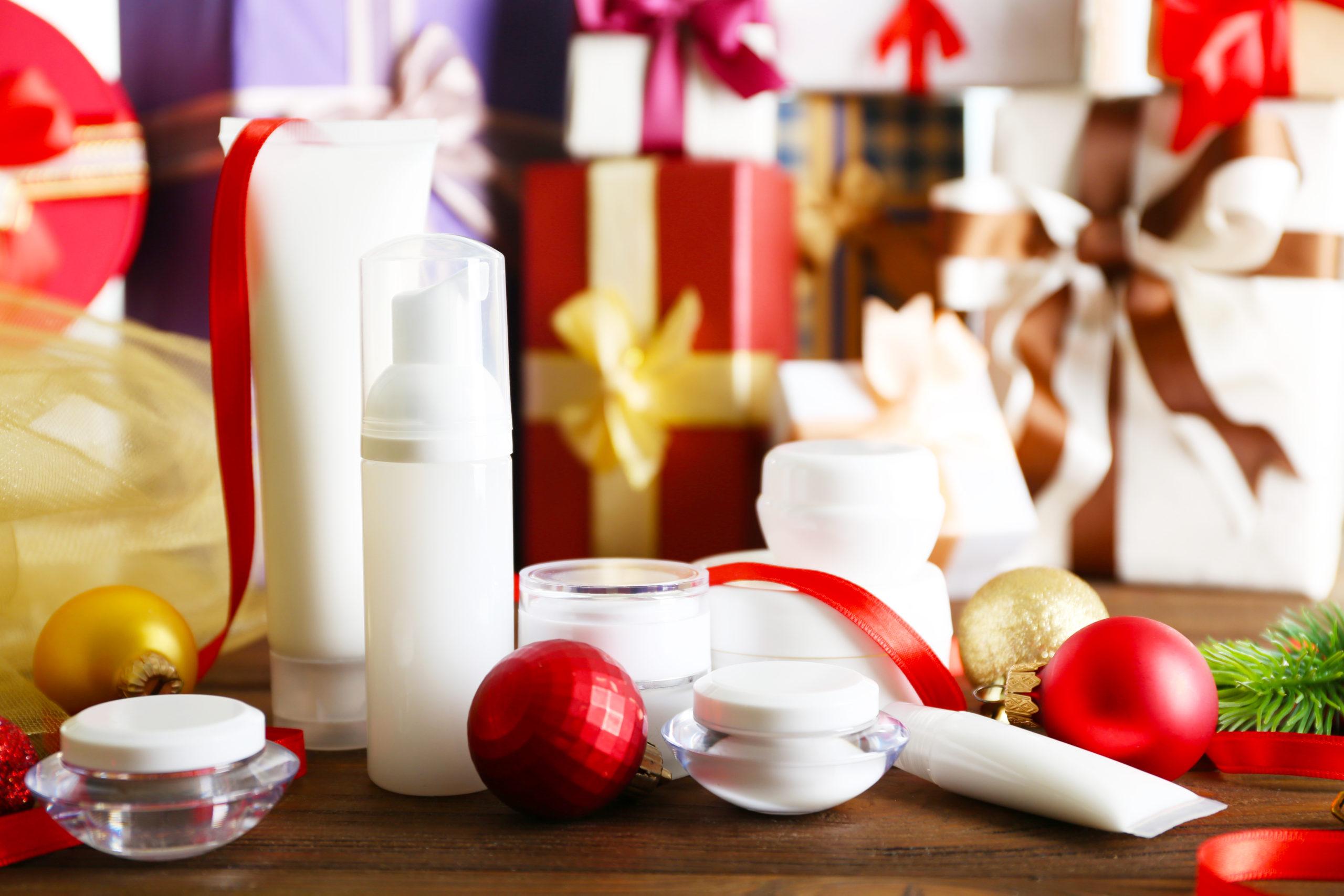Weihnachtliche Produktfotografie
