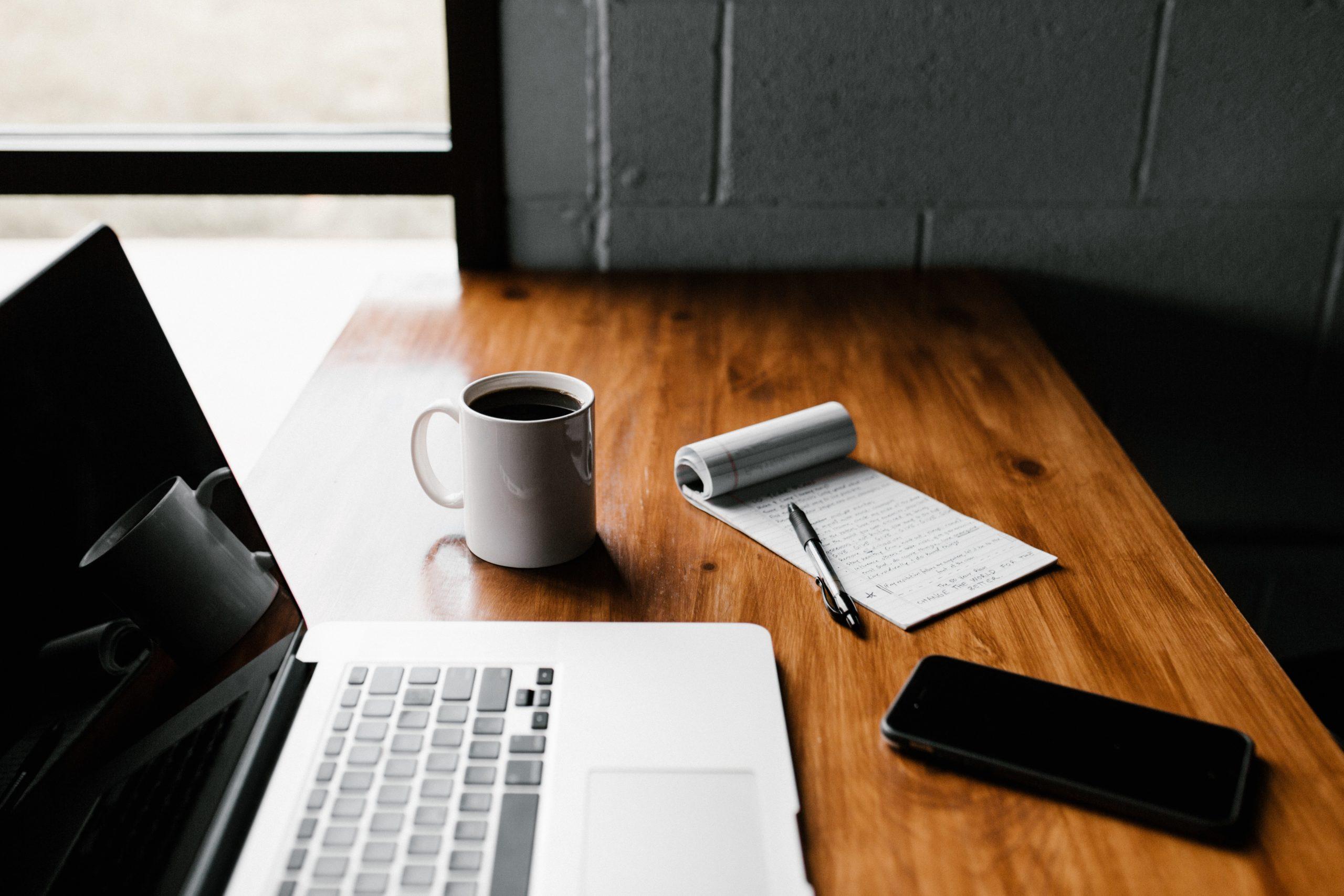 Umgebung einer Online Weiterbildung